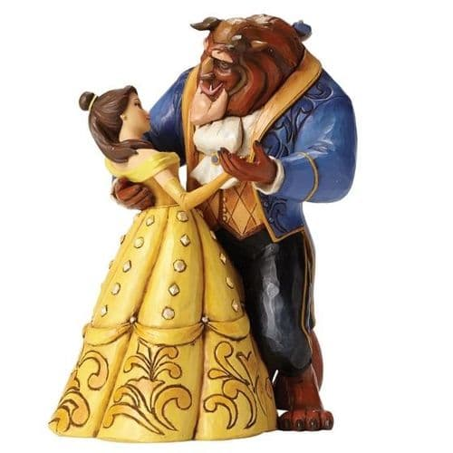 Moonlight Waltz (Beauty & The Beast Figurine)