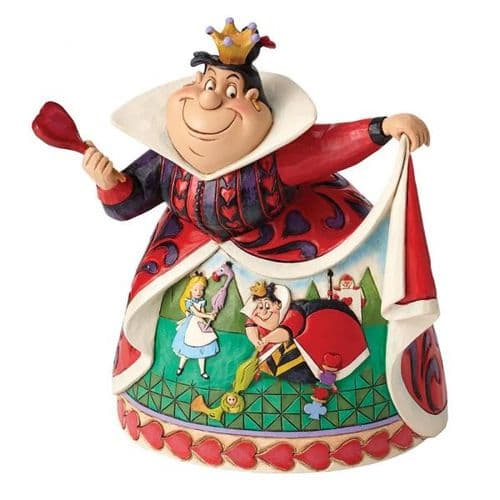 Royal Recreation - Queen of Hearts Figurine