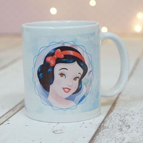 Snow White Personalised  Mug - Snow White & The Seven Dwarfs - Official Disney Licensed