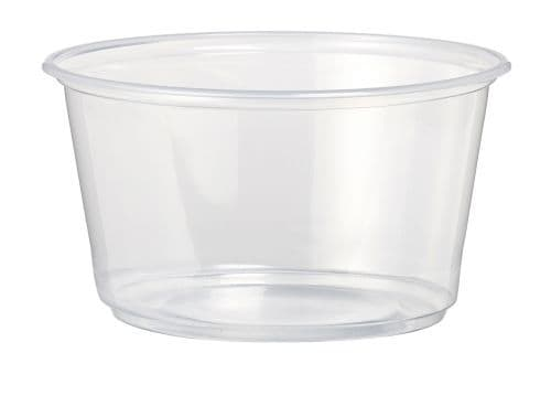 12oz pp Deli containers including lids