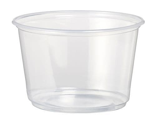 16oz pp Deli containers including lids