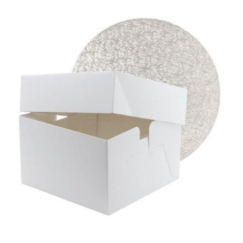 Cake Boxes & Drums