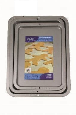 Non Stick Cookie Sheets - Choose from Small Medium or Large