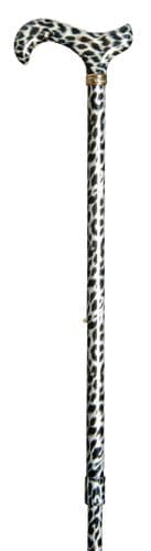 Classic Canes 4641 Fashion Derby Aluminium Height Adjustable Cane