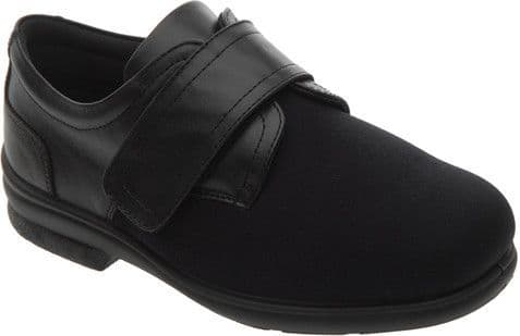 Cosyfeet FM Extra Roomy (3H Fitting) Ken Stretchy Touch-Fastening Shoe