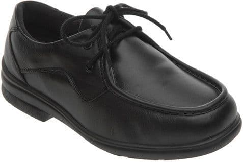 Cosyfeet FX Extra Roomy (3H Fitting) Max Leather Lace-Up Shoe