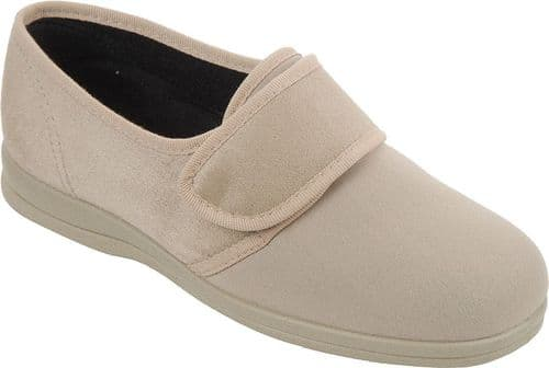 Cosyfeet H2 Extra Roomy (6E Fitting) Spicy Stretchy Touch-Fastening Shoe
