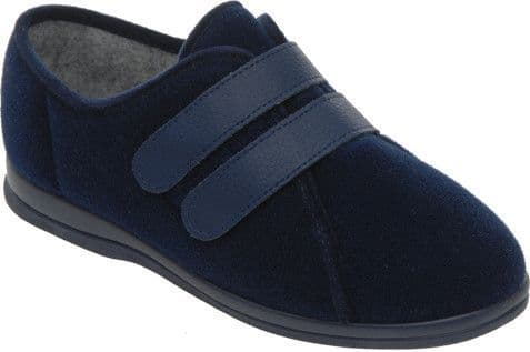 Cosyfeet H3 Extra Roomy (6E Fitting) Amelia Touch-Fastening Slipper