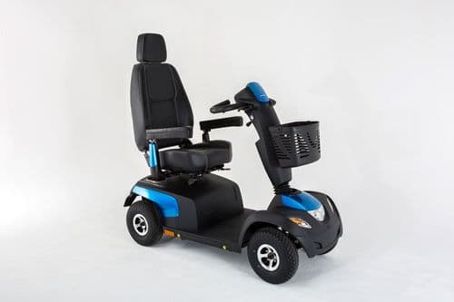 Invacare Comet Pro 8mph Road Legal (Class 3) Mobility Scooter