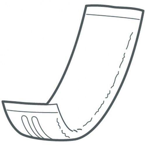 Lille LCLN Classic Rectangular Disposable Pads