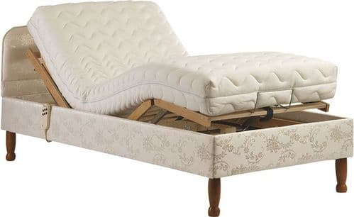 Rise & Recline Ltd Cromwell Electric Adjustable Bed