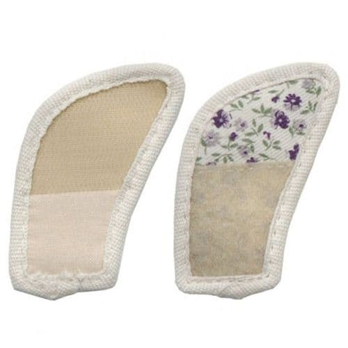 Cosyfeet B9 Sarah Fabric Touch-Fastening Extensions