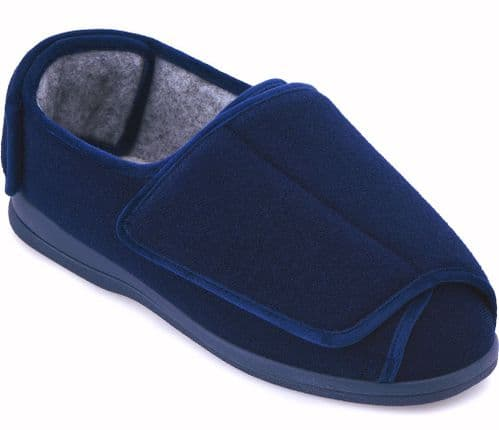 Cosyfeet E10 Extra Roomy (6E Fitting) Emma Touch-Fastening Slipper