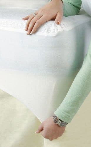 Protect - A - Bed Premium Waterproof Mattress Protector