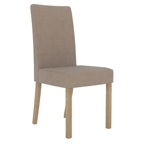 AXE 105 Chairs (Pair)(Beige)By Denelli