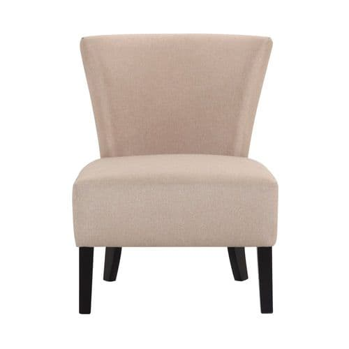 AXE 149(2)Accent Chair linen Sand from Denelli