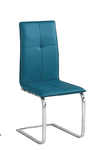 AXE 156 Chair(Teal)By Denelli