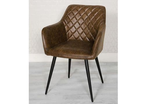 Home Essential 28 AHC Carver Chairs(Pair)