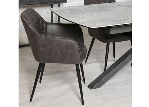 Home Essential 28 AHC Carver Chairs(Pair) (1)