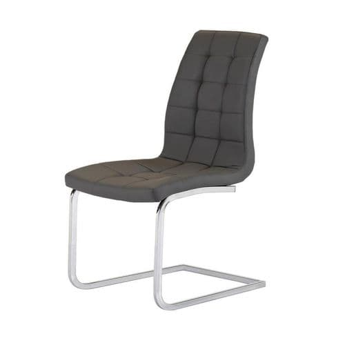 JP 250 Grey Chairs (Pair)By Jesse plana