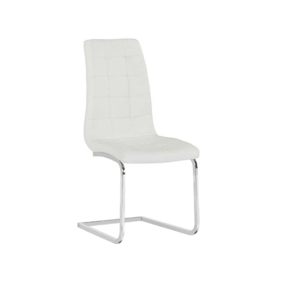 JP 250 white Chairs (Pair)By Jesse plana