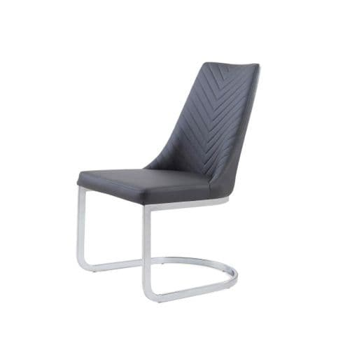 JP CH 535 Grey Chairs From Jesse plana