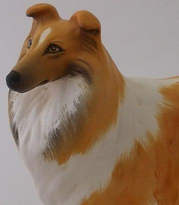 Beswick Collie Dog Figure Lochinvar Of Ladypark Model Number 1791