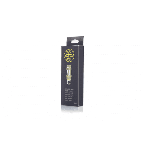 5 Pack SS316L Coils (for Petri Tank)