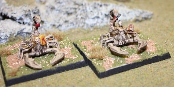 Sons of the Scorpion Warriors