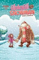 Abigail and the Snowman - Issues 1 to 4 - Full Set of 4 Comics