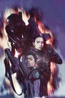 Aliens: Rescue #2 - Chater Variant Cover