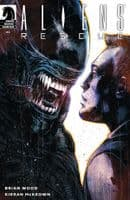 Aliens: Rescue #3 - Mack Chater Variant Cover
