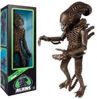 "Aliens Supersize - Alien Warrior 18"" Classic Toy Edition (1986) (Marine Ambush Edition - Bronze)"