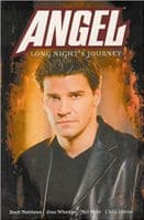 Angel: A Long Night's Journey - Issues 1 to 4 - Full Set of 4 Comics - Photo Variant Covers