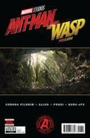 Ant-Man and the Wasp Prelude #1 & 2 - Full Set of 2 Comics!