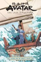Avatar the Last Airbender: Katara and the Pirate's Silver - Graphic Novel
