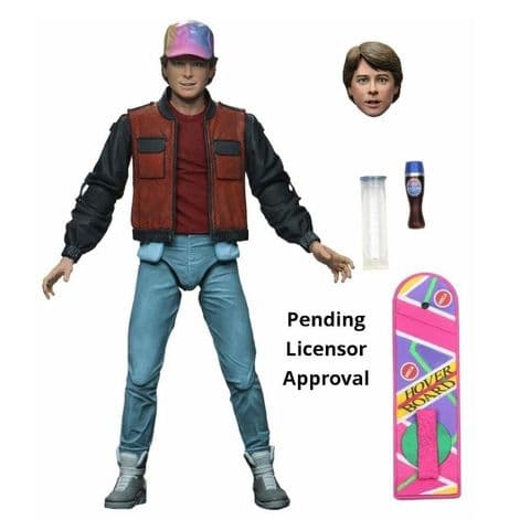 Back To The Future Part II: Marty McFly - Ultimate Action Figure