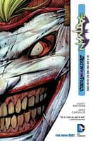 Batman (New 52) Volume 3: Death of the Family - Hardcover Graphic Novel - (Acetate Dust Jacket)