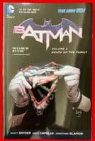 Batman (New 52) Volumes 3: Death of the Family - TPB/Graphic Novel