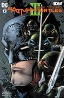 Batman/Teenage Mutant Ninja Turtles III #2 (of 6)
