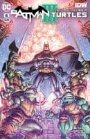 Batman/Teenage Mutant Ninja Turtles III #6 (of 6)