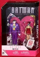 Batman The Animated Series: Mad Love The Joker & Harley Quinn - Complete Boxed Action Figure Set