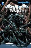 Batman The Dark Knight - Volume 2: Cycle of Violence - Hardcover/Graphic Novel