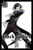 Black Butler Volume 03