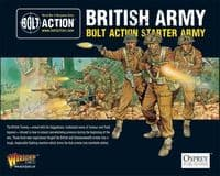 Bolt Action: 1000pt British Army Starter Army