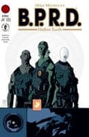 BPRD: Hollow Earth  - Issues 1 to 3 - Full Set of 3 Comics