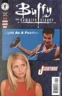 Buffy The Vampire Slayer: Jonathan - One-Shot - Photo Variant Cover