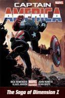 Captain America: Castaway in Dimension Z - TPB/Graphic Novel