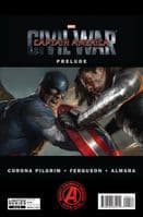 Captain America: Civil War Prelude #4 (of 4)
