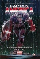 Captain America Volume 2: Castaway in Dimension Z Book 2 - TPB/Graphic Novel